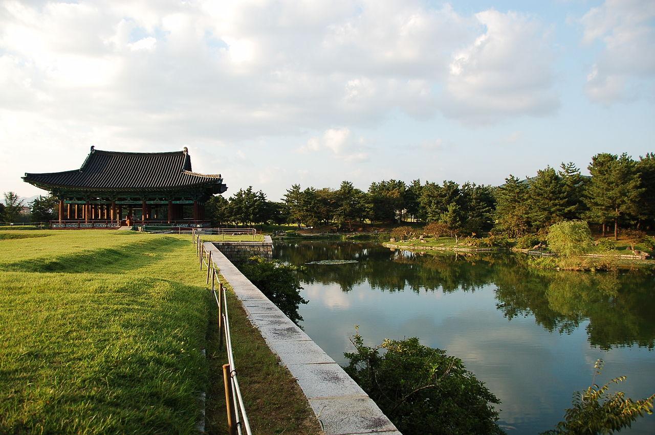 [韓國]佔領屬於自己的祝福之地——慶洲月城(반월성)、瞻星台(첨성대)
